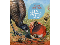 Book - Have you seen my egg
