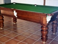 Master Billiards Table