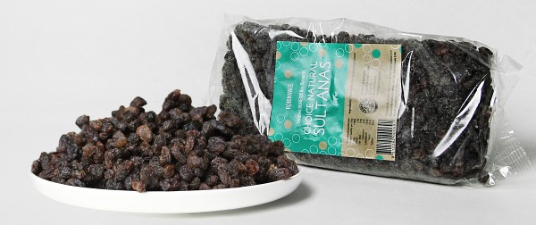 Robinvale - Choice Natural Sultanas 500 g