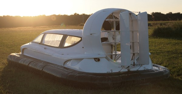 AirLift Hovercraft – Wildfire