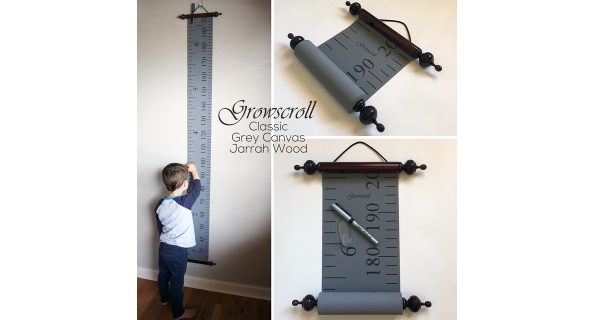 Growscroll ® Growth Chart – Modern