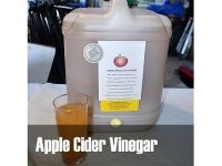 AJ Products - Apple Cider Vinegar