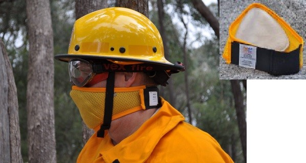 Fair Air Fire Mask