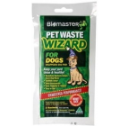 Biomaster – Pet Waste Wizard® – For Dogs