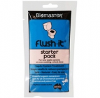 Biomaster – Flush-It® Starter-Pack Septic Tank Treatment Product