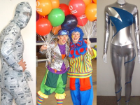 Camille Wolfe design - Corporate Promotion Costumes