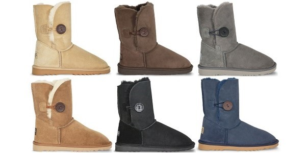 5e73dd569bd UGG Since 1974 – Men's Burleigh Button Mid Natural