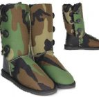 UGG Since 1974 – Men's Camo Button Triplet