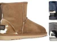 UGG Since 1974 - Men's Classic Mini Calf