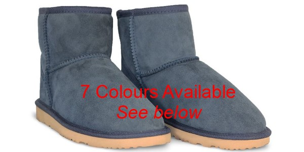 UGG Since 1974 – Men's Classic Mini