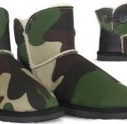 UGG Since 1974 – Men's Camo Button Mini