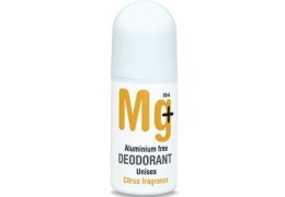 Natural Aid Pty Ltd – Magnesium Unisex Roll On Deodorant – 60 mL