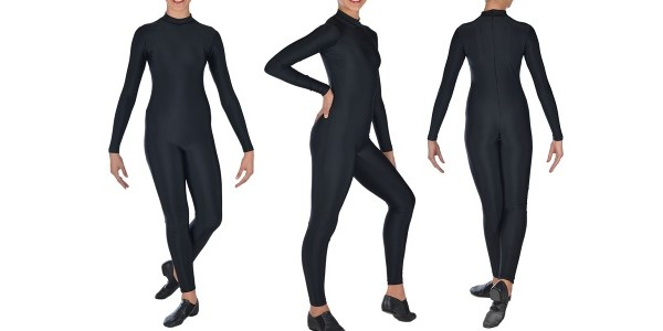 Camille Wolfe design – LC268 Black Catsuit
