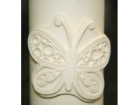 Butterfly Fondant Candle Mold