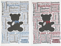 Tambo Teddies -  Tea Towels