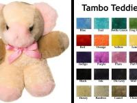 Tambo Teddies - Toby Teddy Bear