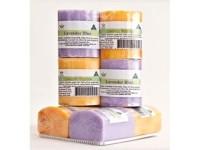 Mixed 100 gram packs – Lemon Myrtle and Lavender Blue