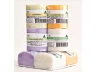 Mixed 100 gram packs – Naturally, Lemon Myrtle, Lavender and Jasmine