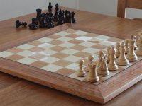 Australian Woodwork - Koi Chess Board