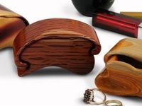 Australian Woodwork - Curly Trinket Box