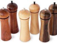 Australian Woodwork - Orb Salt & Pepper Mills - Standard