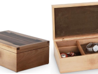 Australian Woodwork - Tamar Large Sassafras Jewellery Box With Tray