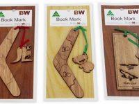 Australian Woodwork - Australian Animal Bookmarks (Set of 3)