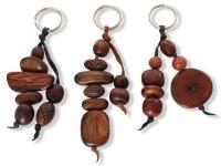 Australian Woodwork - No Worries All Wood Key Rings
