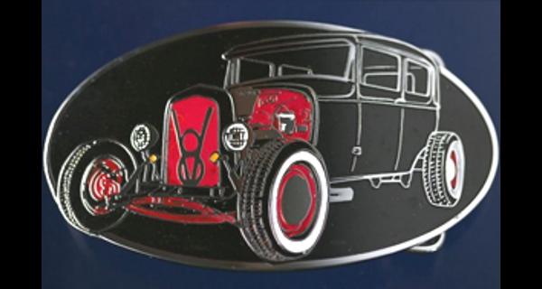 '31 A Tudor Buckle
