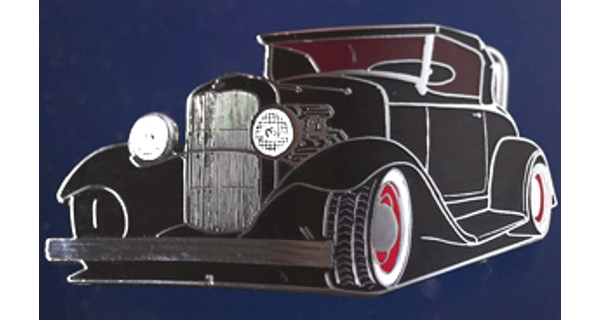 '32 Ford Roadster Buckle