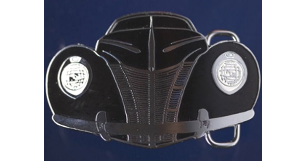 '40 Ford Buckle