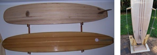 Riley Balsa Wood Surfboards – Handmade Timber Board Racks and Stands