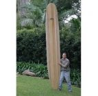Riley Balsa Wood Surfboards – Solid Balsa Classic Malibu