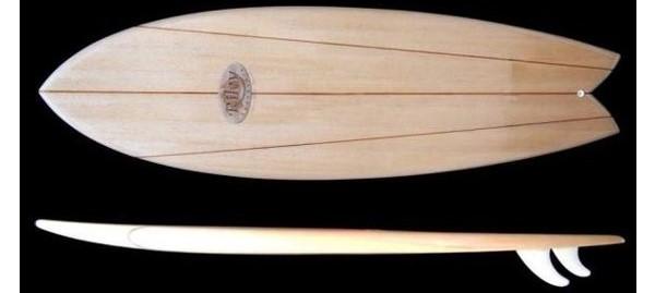Riley Foam Core Surfboards – Fish