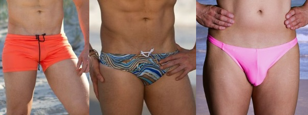 Boobah Mens Swim Wear