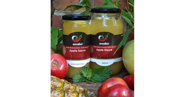 Emelia's - Apple Sauce