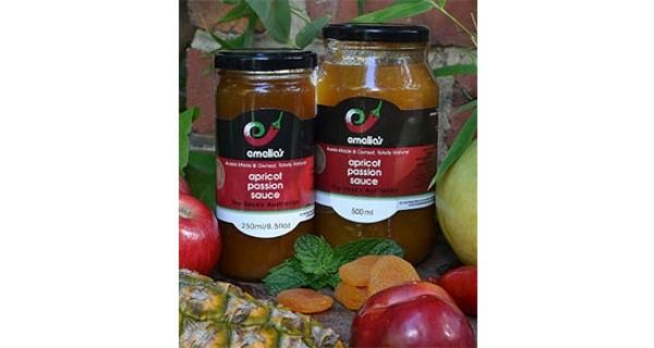 Emelia's - Apricot Passion Sauce