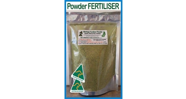 Moringa Fertiliser 200 gm - Powder Indoor Outdoor Plants
