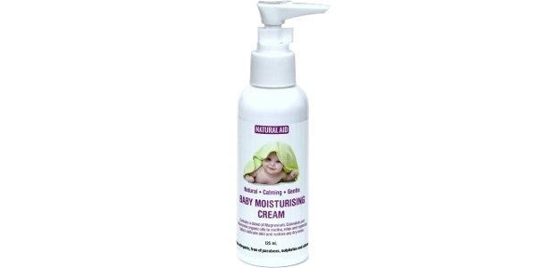 Natural Aid – Baby Moisturising Cream – 125 mL