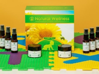 Natural Aid Pty Ltd - Little Tots Natural Wellness Essentials Kit