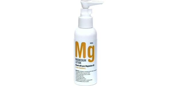 Natural Aid – Magnesium Body Lotion – Citrus Fragrance – 125 mL