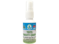 Natural Aid - Tots Chesty Cough Oral Spray – 30 mL