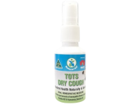 Natural Aid - Tots Dry Cough Relief Oral Spray – 30 mL