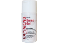 Natural Aid Pty Ltd - RAPIMEND Homeopathic Burns Gel – 75 mL