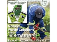 Biomaster - Compost-It® Accelerator-Pack