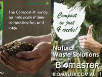 Biomaster - Compost It® Spout-Pack