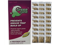 Biomaster - Grease Gone® 27-Pack - Grease Trap Treatment Product