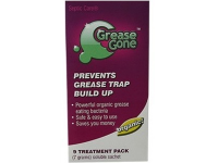 Biomaster - Grease Gone® 9-Pack - Grease Trap Treatment Product