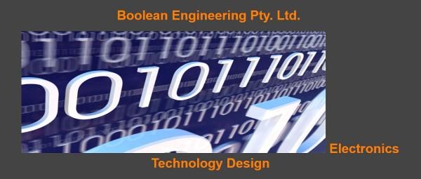 BOOLEAN ENGINEERING Pty Ltd