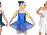 Camille Wolfe design - Ballet Costumes